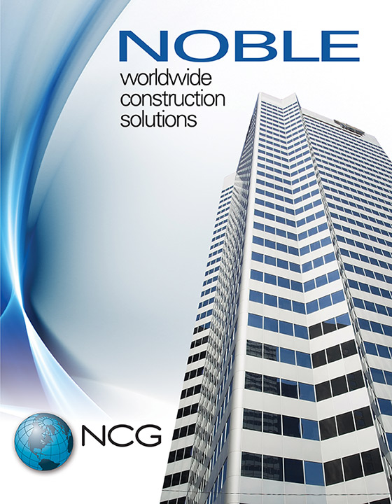 Noble Construction Report Cover