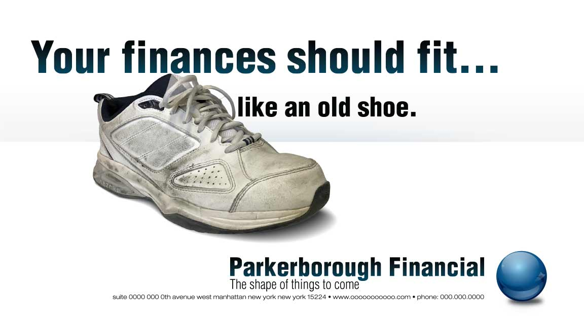 Parkerborough Financial Layout